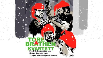 JuleJazz – LørdagsJazz med Tore Bråthen Kvartett